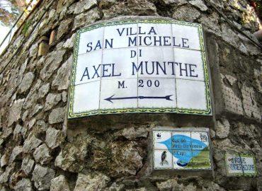 campanina san michele capri axel munthe